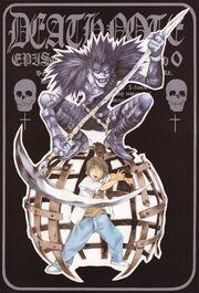 Taro Kagami (blanc et noir)