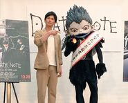 LNW promo event Sota Aoyama and Ryu-kun 02
