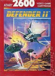 Defender II 2600