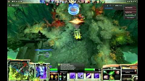 Dota 2 Riki Stealth Assassin Bang Bang Backstab Dead