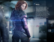 Irisa fact card