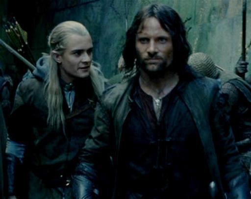 Aragorn and Legolas: A special friendship - YouTube