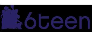 File:6Teen Logo.png