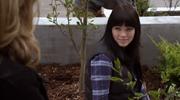 Katie being a gardener