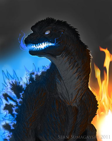 File:The king of the monsters by amazingkaiju-d4buwfx.png