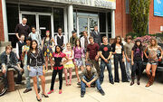 Degrassi the next generation season 8