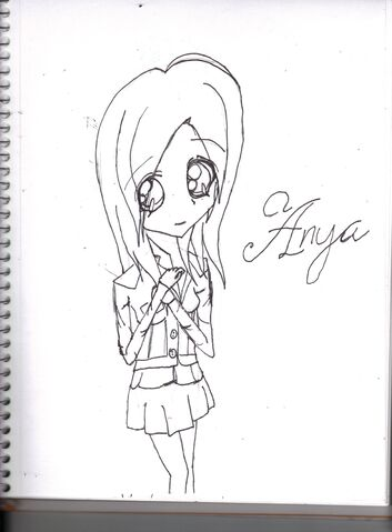 File:Coloring page of anya.jpg