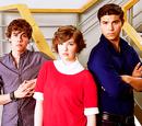 Drew-Clare-Eli Love Triangle