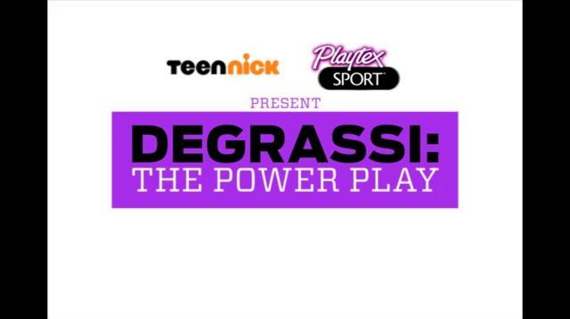 Degrassi The Power Play Part 3