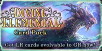 Divine Elemental Card Pack