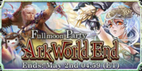 Fullmoon Party - Ark World End