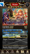 Venus Garden Screenshot 2