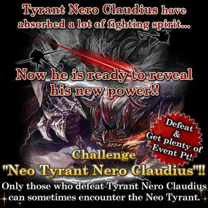 Grand Colosseum About Tyrant Nero Claudius