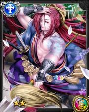 Kabuki Warrior Kurouemon NN