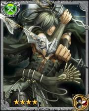 Two-Sword Knight Bernard RR
