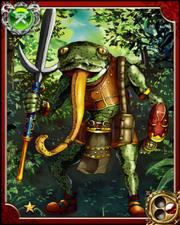 Frog Knight N