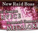 Armored General MegaloKing & Evil Dragon Ervice
