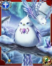 Snow Pigeon N+