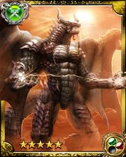 Dragon Emperor Galvan SR+