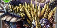 Gold Dragon Golganos
