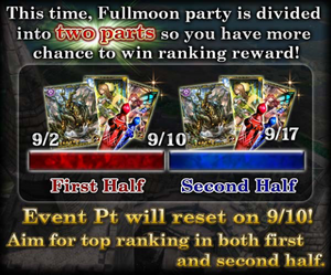 Ocean Grail About Event Period