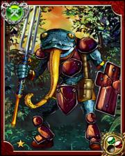 Frog Knight N+