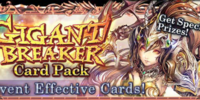 Gigant Breaker Card Pack