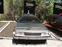 200px-Back to the Future DeLorean