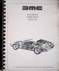 DMCWorkshopManual