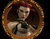 Queen of Thorns Button