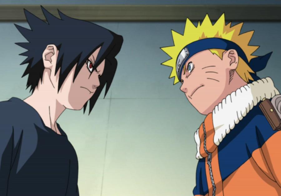 Naruto Kampf
