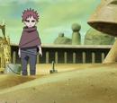 Episode: Gaara und Shikamaru