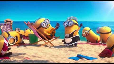 Despicable Me 2 - Beach Minions