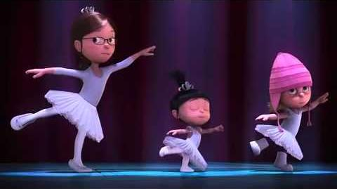 You should be dancing despicable me