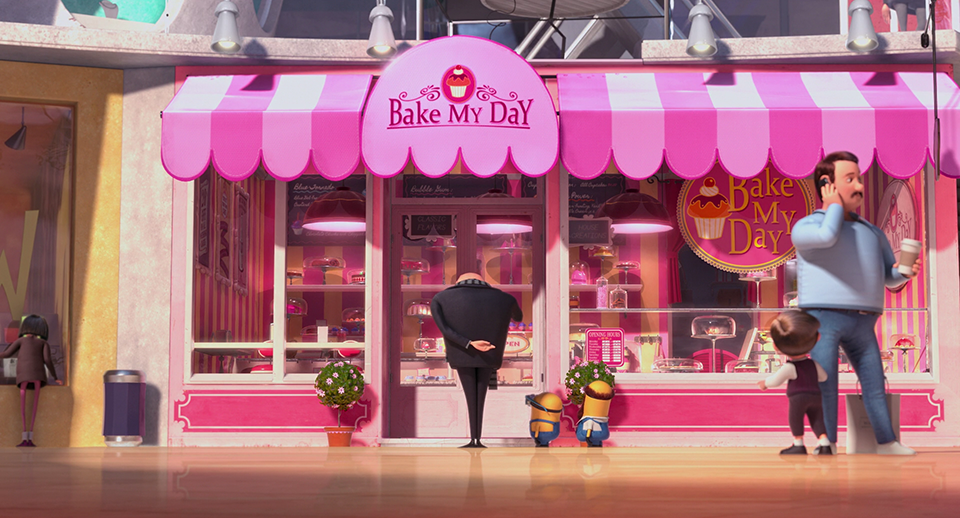 bake my day despicable me wiki fandom powered by wikia. Black Bedroom Furniture Sets. Home Design Ideas