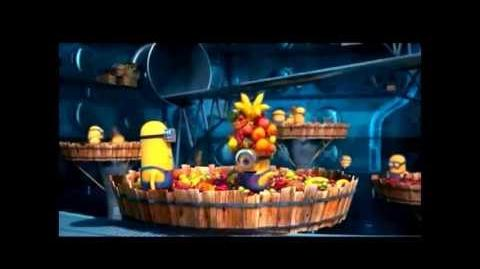 Chiquita Banana - Minions Despicable Me 2