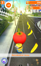 Minion Rush Bapple