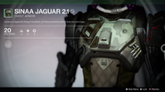 Sinaa Jaguar 2.1 (Chest Armor) UI