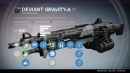 TTK Deviant Gravity-A With Overlay