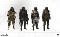 Hunter Armors