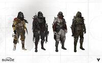 Hunter Armors