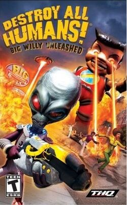 Big Willy Unleashed poster