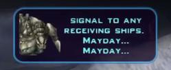Distress Signal Blisk