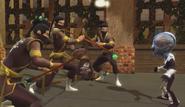 Triads Ambush