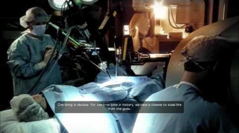 Deus Ex: Human Revolution endings