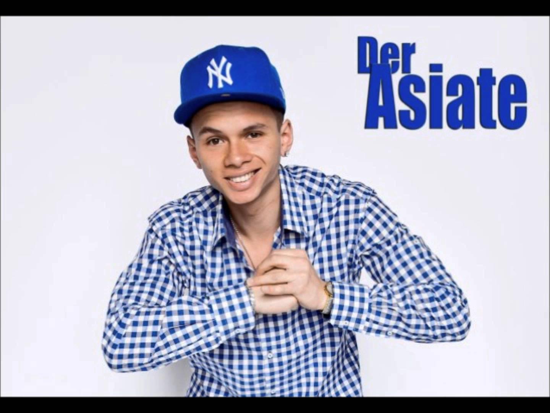 Der Asiate Freundin