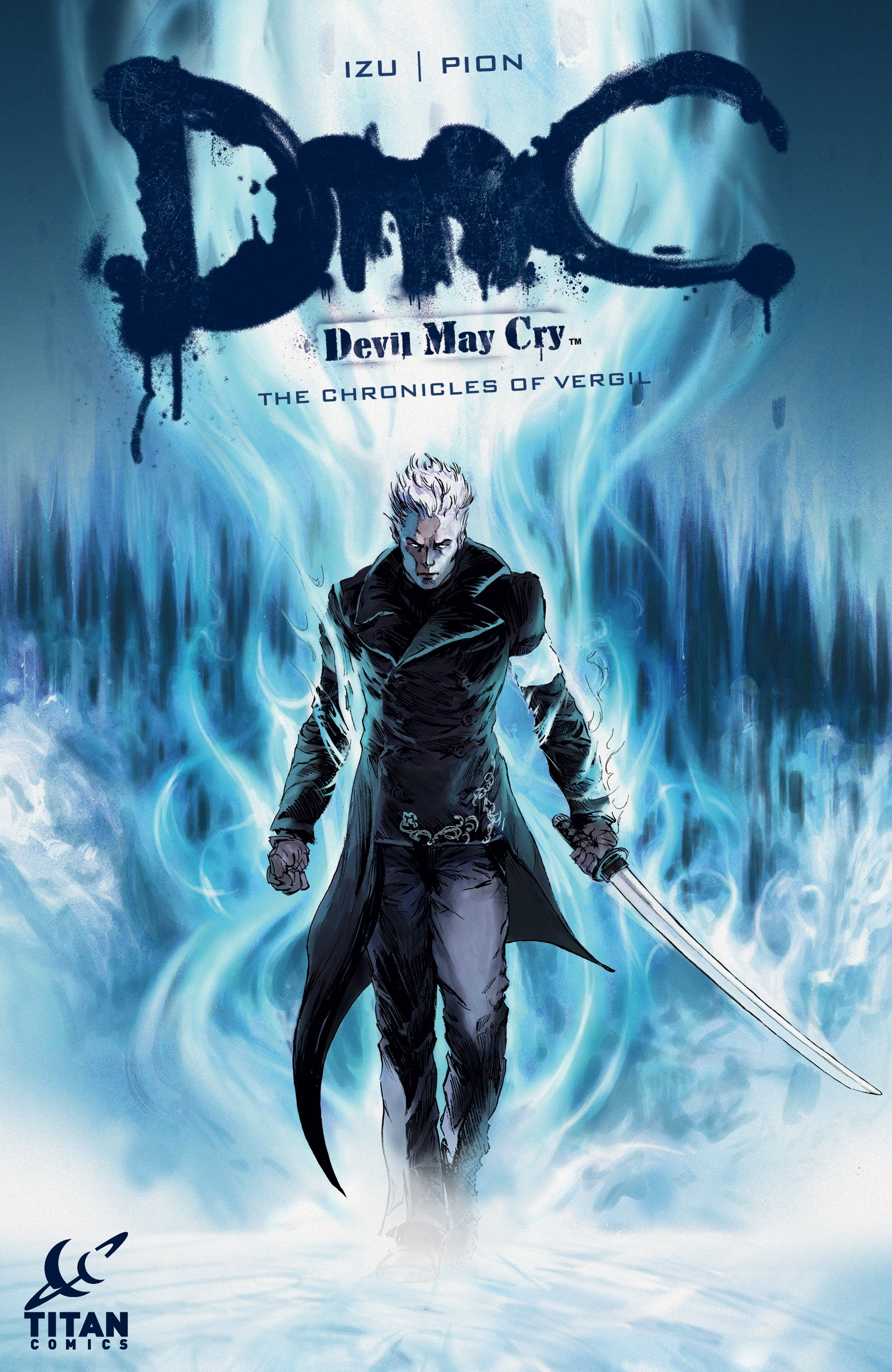 Devil May Cry - The Chronicles of Vergil 1 Comic - Read Devil May ...