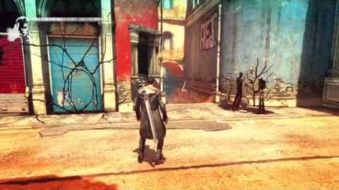 DmC Devil May Cry Captivate 2012 Direct Feed Demo Part 1