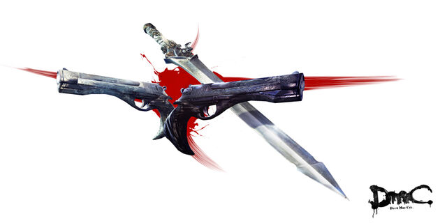 File:DmC Weapons Promo.jpg