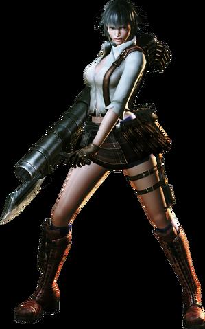 File:DMC3 Lady (Model) DMC4SE.png